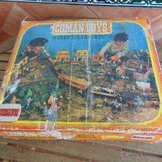 Coman Boys: EL TREN DEL FAR WEST DE LOS COMAN BOYS DE COMANSI. Lote 54360006