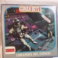 Coman Boys: COMAN BOYS REFERENCIA 814 COMANDOS DEL ESPACIO - CONTIENE LA TORRE ESPACIAL - EN CAJA. Lote 56619968