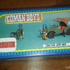 Coman Boys: COCHE JEEP COMANSI. Lote 56985404