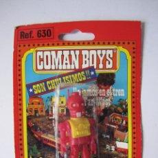 Coman Boys: COMAN BOYS FIGURA COSMO ROBOT SERIE COMANDOS DEL ESPACIO. COMANSI BLISTER NUEVO. .. Lote 140190597