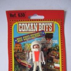 Coman Boys: COMAN BOYS FIGURA SERIE COMANDOS DEL ESPACIO COMANSI. BLISTER NUEVO. .. Lote 57646250