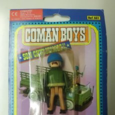 Coman Boys: FIGURA COMAN BOYS DE COMANSI SOLDADOS DEL MUNDO EN BLISTER.. Lote 59922855
