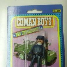 Coman Boys: FIGURA COMAN BOYS DE COMANSI SOLDADOS DEL MUNDO EN BLISTER.. Lote 59923079