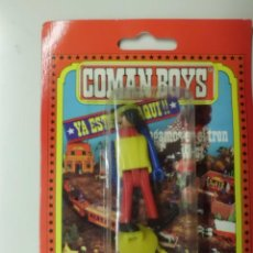 Coman Boys: FIGURA COMAN BOYS COMANSI ESPECIALISTA DEL FAR WEST EN BLISTER.. Lote 59923207