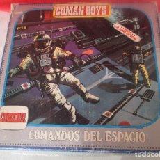 Coman Boys: COMAN BOYS UNICA CAJA DE ESTAS CARAS TERISCA EN TODOCOLECCION. Lote 62461692