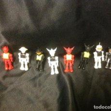 Coman Boys: LOTE 9 ROBOTS DISTINTOS DEL ESPACIO COMANBOYS LEER DESCRIPCIÓN. Lote 66511386
