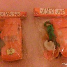 Coman Boys: COMAN BOYS MECANICO DE NOVOLINEA- LOTE DE 2 BOLSAS CERRADAS. Lote 71824263