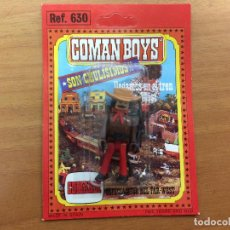 Coman Boys: BLISTER COMAN BOYS VAQUERO OESTE SIN USAR . Lote 77408097