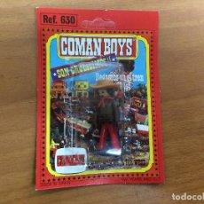 Coman Boys: BLISTER COMAN BOYS VAQUERO DEL OESTE SIN USAR COMANSI . Lote 77408777
