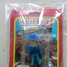 Coman Boys: SOLDADO 7 DE CABALLERIA EN BLISTER REF 630. Lote 95120251