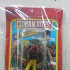 Coman Boys: PISTOLERO EN BLISTER REF 630. Lote 95120379