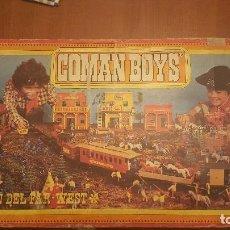 Coman Boys: TREN DE FAR WEST COMAN BOYS DE COMANSI EN SU CAJA. Lote 98034043