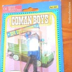 Coman Boys: COMAN BOYS - SOLDADOS DEL MUNDO - COMANSI - NUEVO. Lote 98961935