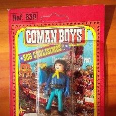 Coman Boys: SOLDADO DEL NORTE SEPTIMO DECABALLERIA COMAN BOYS DE COMANSI. ESPECIALISTA DEL FAR WEST. AÑOS 80. Lote 103087783