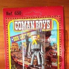 Coman Boys: SOLDADO SUDISTA 2 COMAN BOYS DE COMANSI. ESPECIALISTA DEL FAR WEST. AÑOS 80. Lote 103088007