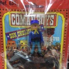 Coman Boys: COMAN BOYS DE COMANSI SOLDADO A CABALLO NORDISTA. Lote 103212136