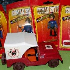 Coman Boys: LOTE BOMBEROS COMAN BOYS. Lote 103776312