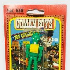 Coman Boys: BLISTER COMAN BOYS FAR WEST DE COMANSI REF.630. Lote 105440494