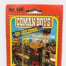 Coman Boys: BLISTER COMAN BOYS FAR WEST DE COMANSI REF.630. Lote 105440634