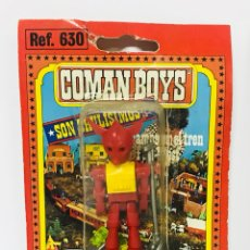 Coman Boys: BLISTER COMAN BOYS FAR WEST DE COMANSI REF.630. Lote 105440710