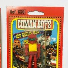 Coman Boys: BLISTER COMAN BOYS FAR WEST DE COMANSI REF.630. Lote 105440816
