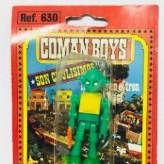 Coman Boys: BLISTER COMAN BOYS FAR WEST DE COMANSI REF.630. Lote 105440883