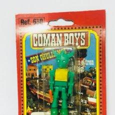 Coman Boys: BLISTER COMAN BOYS FAR WEST DE COMANSI REF.630. Lote 105440950