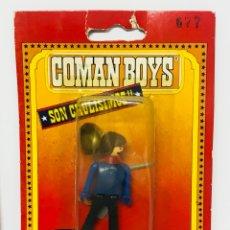 Coman Boys: BLISTER COMAN BOYS DE COMANSI REF. 677. Lote 105441020