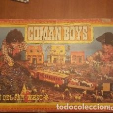 Coman Boys: TREN DE FAR WEST COMAN BOYS DE COMANSI EN SU CAJA. Lote 108820379