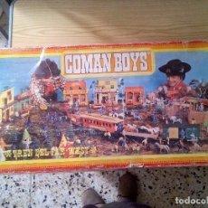 Coman Boys: COMANBOYS - TREN DEL OESTE - COMANSI. Lote 109503295