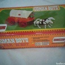 Coman Boys: COMAN BOYS - CARRETA FAR WEST. Lote 110439062