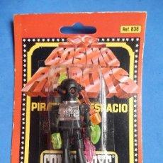 Coman Boys: COSMO ROBOT. PIRATAS DEL ESPACIO. COMANSI BOYS.. Lote 112401815