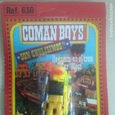 Coman Boys: COMAN BOYS ROBOT COMANSI SERIE COMANDOS DEL ESPACIO. Lote 112787023