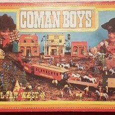 Coman Boys: TREN DEL FAR WEST COMAN BOYS. Lote 114683287