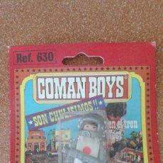 Coman Boys: COMANBOYS ASTRONAUTA ESPACIO COMAN BOYS COMANSI MADE IN SPAIN. Lote 121138727