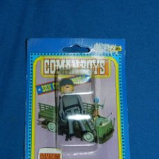 Coman Boys: (M) COMAN BOYS COMANSI SOLDADOS DEL MUNDO , EN BLISTER , BUEN ESTADO. Lote 132660958