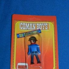 Coman Boys: (M) COMAN BOYS COMANSI SOLDADOS DEL MUNDO , EN BLISTER , BUEN ESTADO. Lote 132661022