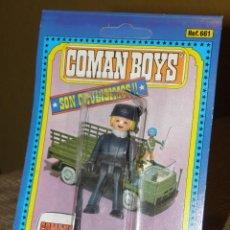 Coman Boys: COMAN BOYS COMANSI AÑOS 80 SOLDADOS DEL MUNDO. Lote 136174702
