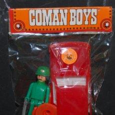 Coman Boys: COMAN BOYS PAQUETE SIN ABRIR AÑOS 70/80. Lote 136066906