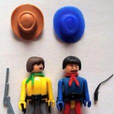 Coman Boys: COMAN BOYS VAQUEROS, COW BOYS CON ACCESORIOS AÑOS 80. Lote 138712278