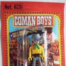 Coman Boys: COMAN BOYS. VAQUERO COWBOY EN BLISTER ORIGINAL AÑOS 70. Lote 139007814