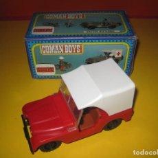 Coman Boys: JEEP COMAN BOYS COMANSI. Lote 139816850