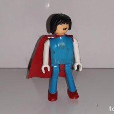 Coman Boys: COMANBOYS COMAN BOYS COMANSI : ANTIGUA FIGURA DE SUPERMAN JUEGO DE MESA SUPERMAN PAPIROTS AÑOS 70. Lote 146077462