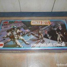 Coman Boys: CAJA COMPLETA COMANSI REF 818 ESPACIO INTERESTELAR-COMAN BOYS-82X38X11 CM SIN JUGAR. Lote 146276134