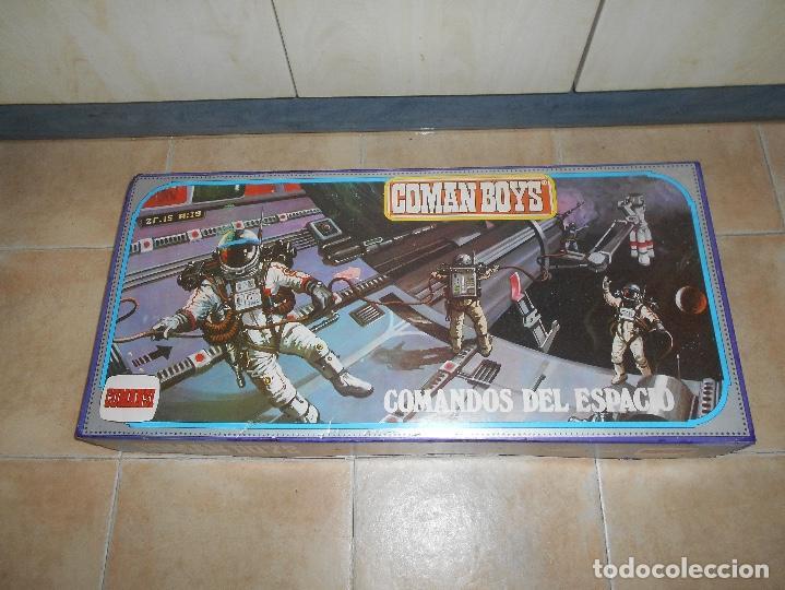 Coman Boys: CAJA COMPLETA COMANSI REF 818 ESPACIO INTERESTELAR-COMAN BOYS-82x38x11 cm SIN JUGAR - Foto 7 - 146276134