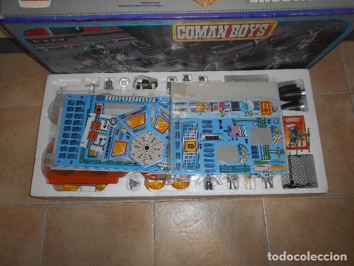 Coman Boys: CAJA COMPLETA COMANSI REF 818 ESPACIO INTERESTELAR-COMAN BOYS-82x38x11 cm SIN JUGAR - Foto 8 - 146276134
