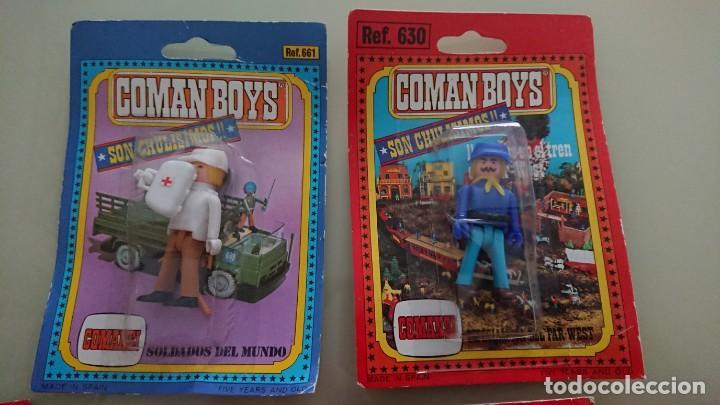Coman Boys: Lote figuras coman boys - Foto 2 - 147025862