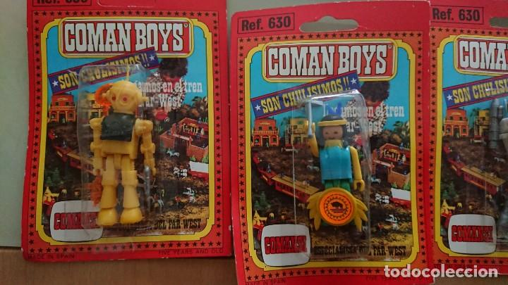 Coman Boys: Lote figuras coman boys - Foto 3 - 147025862