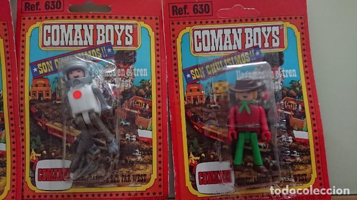 Coman Boys: Lote figuras coman boys - Foto 4 - 147025862
