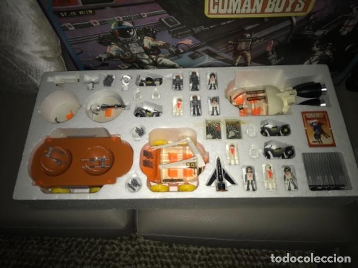 Coman Boys: CAJA COMPLETA COMANSI REF 818 ESPACIO INTERESTELAR-COMAN BOYS-82x38x11 cm SIN JUGAR - Foto 15 - 146276134